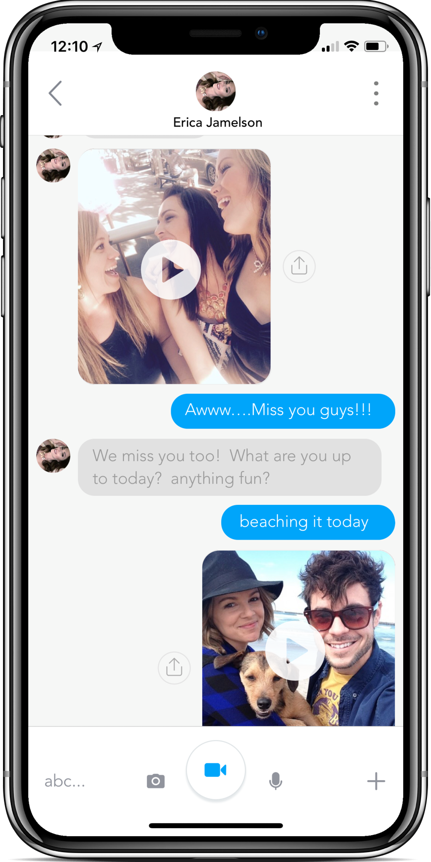 Glide online chat
